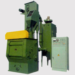 Shot Blasting Machine Bane or Boon