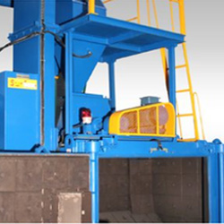 shot blasting machine manufacturers in faridabad