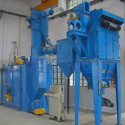 Best shot blasting machine manufacturer
