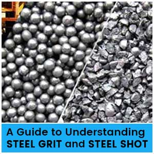Steel Grit and Steel Shot