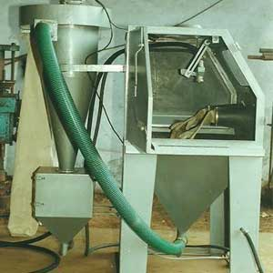 Suction Gun Types of Sandblasting Machine