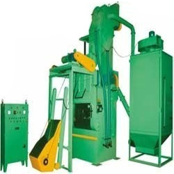 Use Shot Blasting Machine
